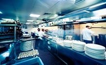 Commercial Kitchens - Honeywell Analytics