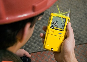 Monitor gas in confined spaces - GasAlertMax XT II – Honeywell Analytics