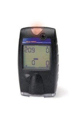 Detect hazards caused by flammable gases - MultiPro Multi-Gas Detector - Honeywell Analytics