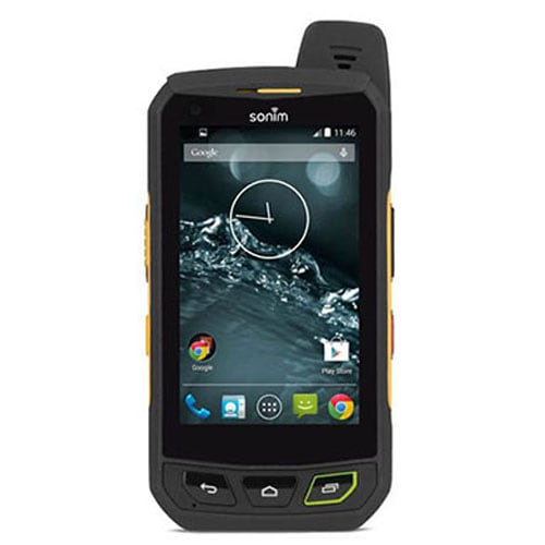 Rugged Smart Hand Held