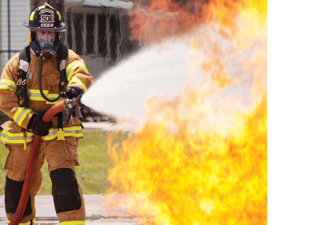 Industry standard for fire departments - Posi3 USB - Honeywell Analytics