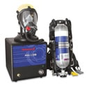 NFPA compliant SCBA testing equipment - Posi3 USB - Honeywell Analytics