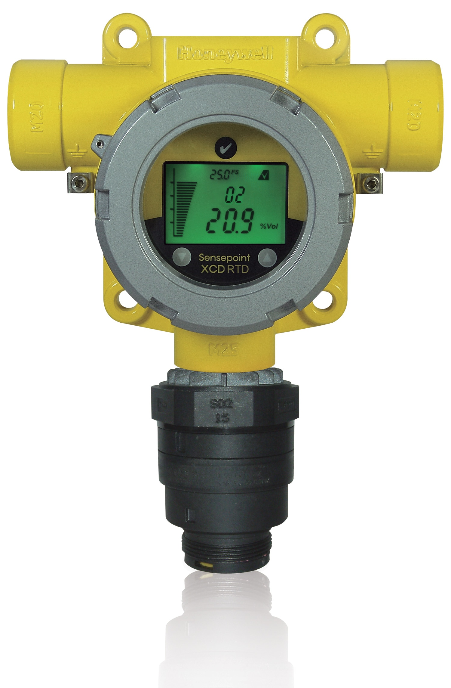 Remote Monitoring System For Toxic Gases Sensepoint Xcd