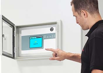 Create your gas control system - Touchpoint Pro Controller - Honeywell Analytics